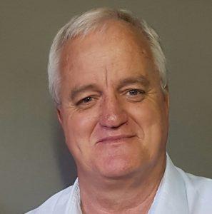 Mnr Willie Cloete, onderleier van die Afrikaner Selfbeskikking Party